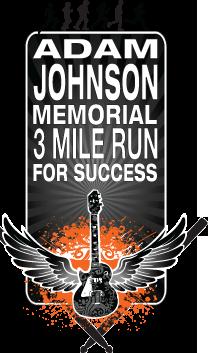 Adam Johnson 3 Mile Logo